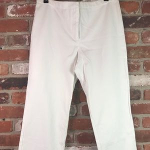 Chico's white pants size 1